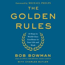 The Golden Rules by Charles Butler audiobook