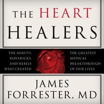 The Heart Healers by James Forrester audiobook
