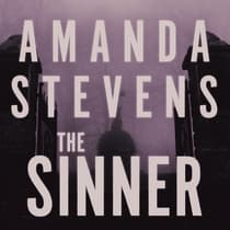 The Sinner by Amanda Stevens audiobook
