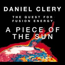 A Piece the Sun by Daniel Clery audiobook