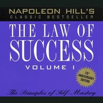 The Law of Success, Vol. 1 by Napoleon Hill audiobook