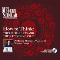 How to Think by Michael D. C. Drout audiobook