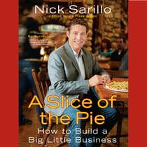 A Slice the Pie by Nick Sarillo audiobook
