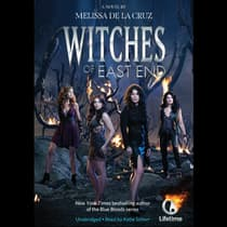 Witches of East End by Melissa de la Cruz audiobook