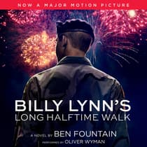 Billy Lynn's Long Halftime Walk by Ben Fountain audiobook