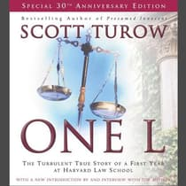 One L by Scott Turow audiobook