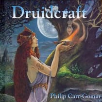 Druidcraft by Philip Carr-Gomm audiobook