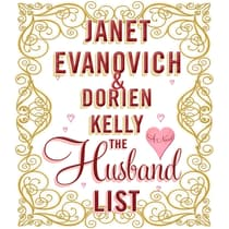 The Husband List by Janet Evanovich audiobook