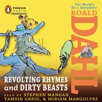 Revolting Rhymes and Dirty Beasts by Roald Dahl audiobook