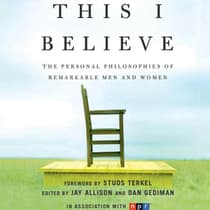 This I Believe by Jay Allison audiobook