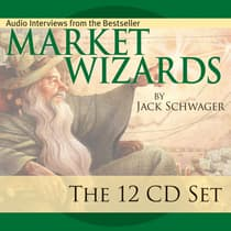 Market Wizards by Jack D. Schwager audiobook
