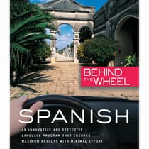 Behind the Wheel - Spanish 1 by Behind the Wheel audiobook
