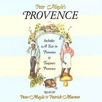 Peter Mayle's Provence by Peter Mayle audiobook
