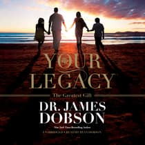 Your Legacy by James Dobson audiobook