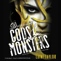 Dreams of Gods and Monsters by Laini Taylor audiobook