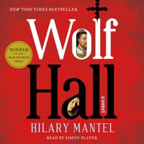 Wolf Hall by Hilary Mantel audiobook