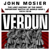 Verdun by John Mosier audiobook