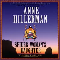 Spider Woman's Daughter by Anne Hillerman audiobook