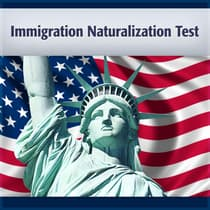 Immigration Naturalization Test by Deaver Brown audiobook
