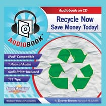 Recycle Now by Deaver Brown audiobook