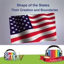 Shape of the States by Deaver Brown audiobook