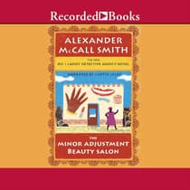 The Minor Adjustment Beauty Salon by Alexander McCall Smith audiobook