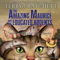 The Amazing Maurice and His Educated Rodents by Terry Pratchett audiobook