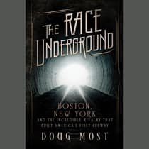 The Race Underground by Doug Most audiobook