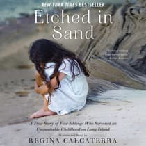 Etched in Sand by Regina Calcaterra audiobook