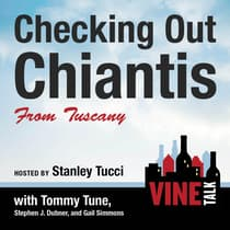 Checking Out Chiantis from Tuscany by Vine Talk audiobook