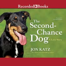 The Second Chance Dog by Jon Katz audiobook