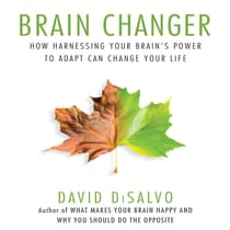 Brain Changer by David DiSalvo audiobook