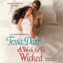 A Week to Be Wicked by Tessa Dare audiobook
