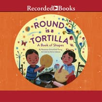 Round is a Tortilla by Roseanne Greenfield Thong audiobook