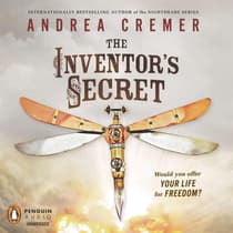 The Inventor's Secret by Andrea Cremer audiobook