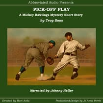 Pick-Off Play by Troy Soos audiobook