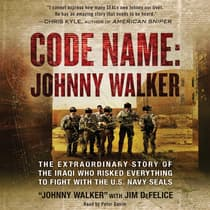 Code Name: Johnny Walker by Johnny Walker audiobook
