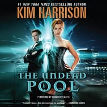 The Undead Pool by Kim Harrison audiobook