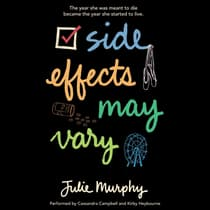 Side Effects May Vary by Julie Murphy audiobook