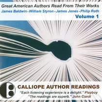Great American Authors Read from Their Works, Vol. 1 by James Baldwin audiobook