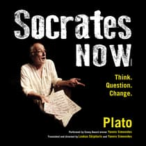Socrates Now by Plato audiobook