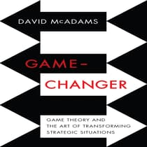 Game-Changer by David McAdams audiobook
