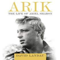 ARIK by David Landau audiobook