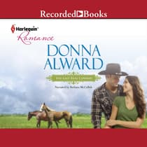 The Last Real Cowboy by Donna Alward audiobook