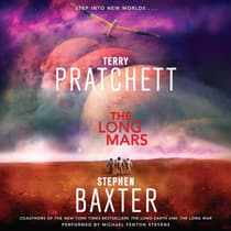 The Long Mars by Terry Pratchett audiobook