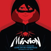 Minion by John David Anderson audiobook