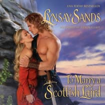 To Marry a Scottish Laird by Lynsay Sands audiobook