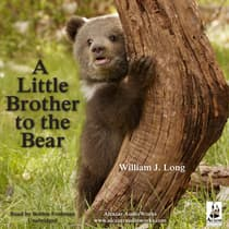A Little Brother to the Bear, and Other Animal Stories by William J. Long audiobook