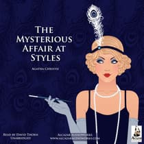 The Mysterious Affair at Styles by Agatha Christie audiobook