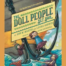 The Doll People Set Sail by Ann M. Martin audiobook